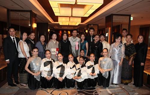 第45回タイ舞踊団