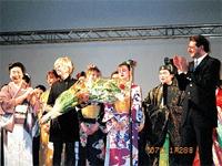 日伊親善文化交流きものフェスティバル
