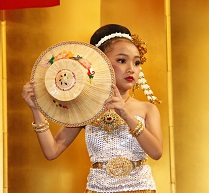 44回タイ舞踊