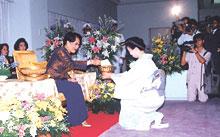 王妃御生誕60歳祝賀記念